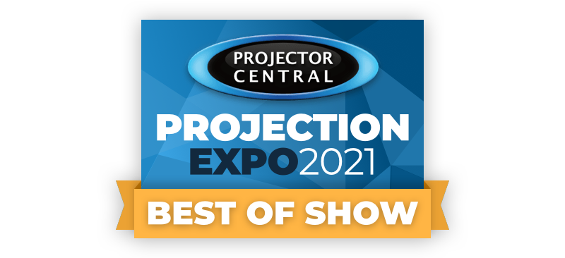 Best of Show Projection Expo 2021