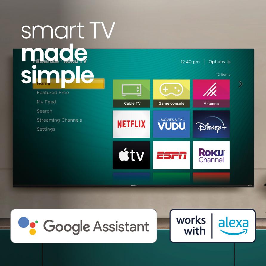 Smart TV Made Simple