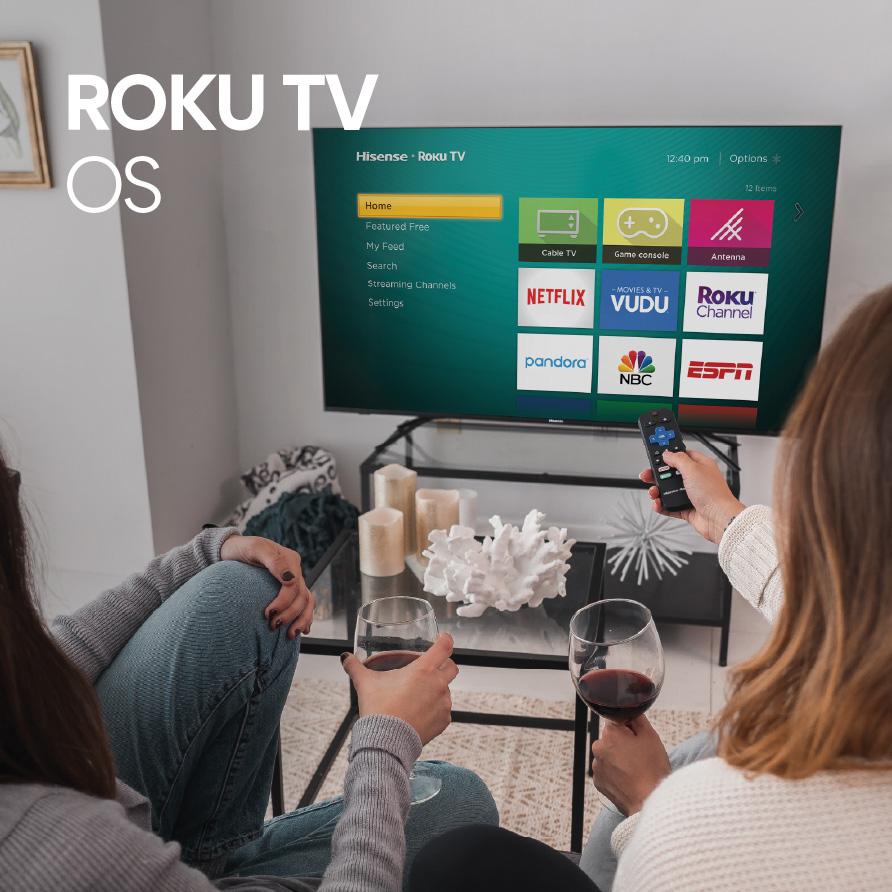 Roku TV OS