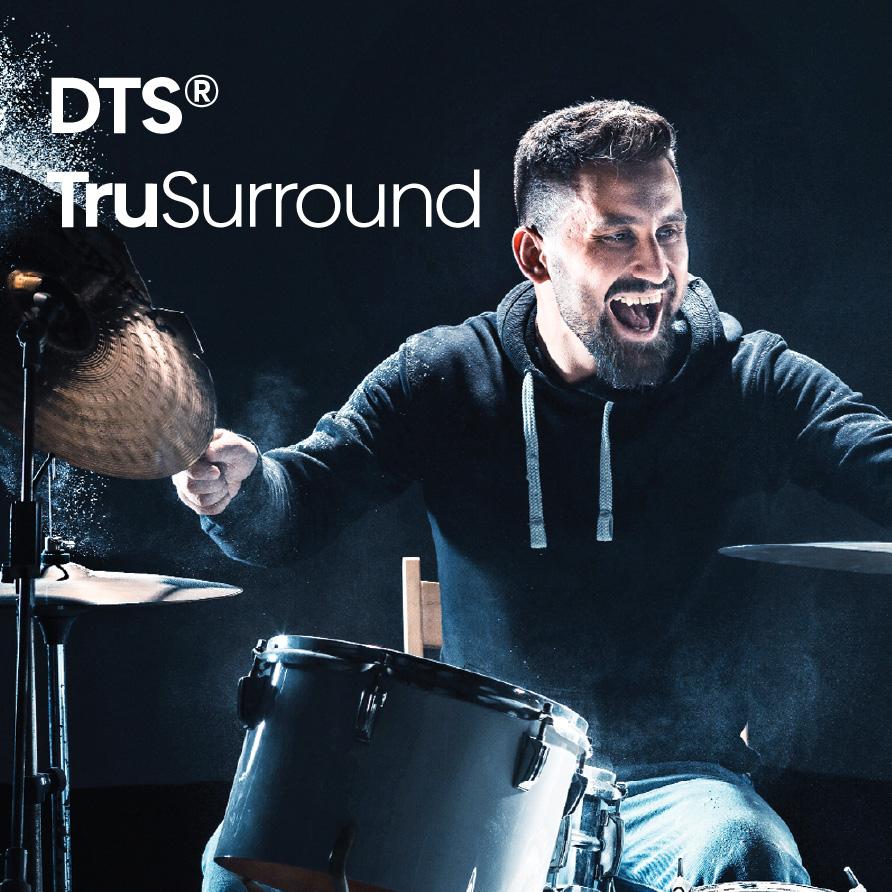 DTS TruSurround