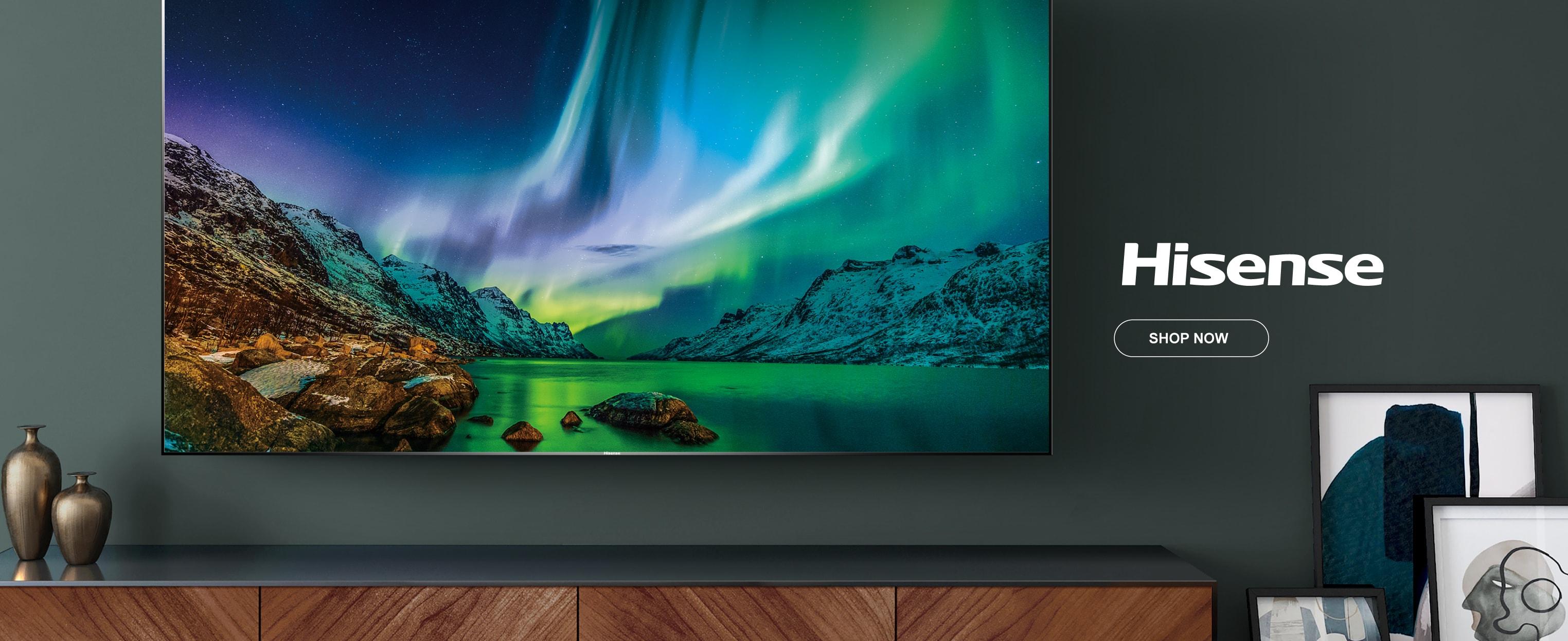 Shop 4K UHD TVs