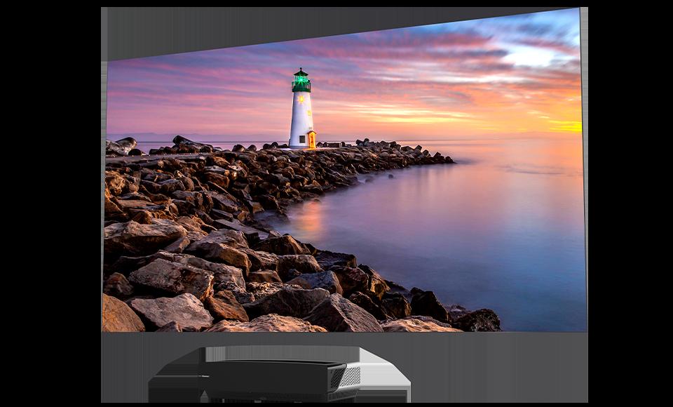 120-inch TV