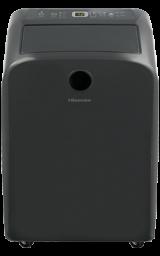 Hisense 7,500 BTU Portable Air Conditioner with Heat Pump and Remote