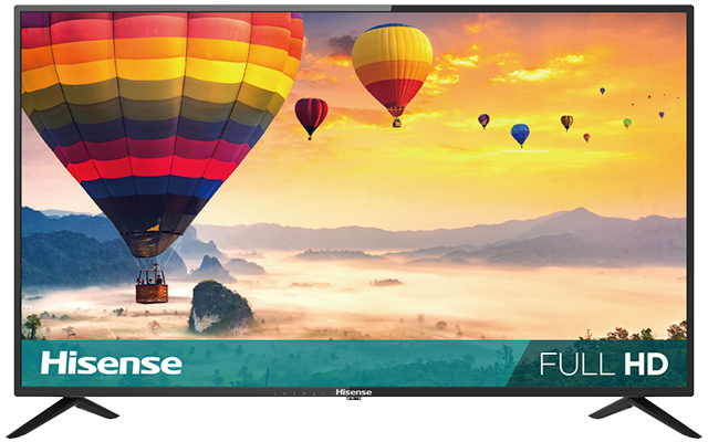 Full HD Hisense Feature TV (2019)