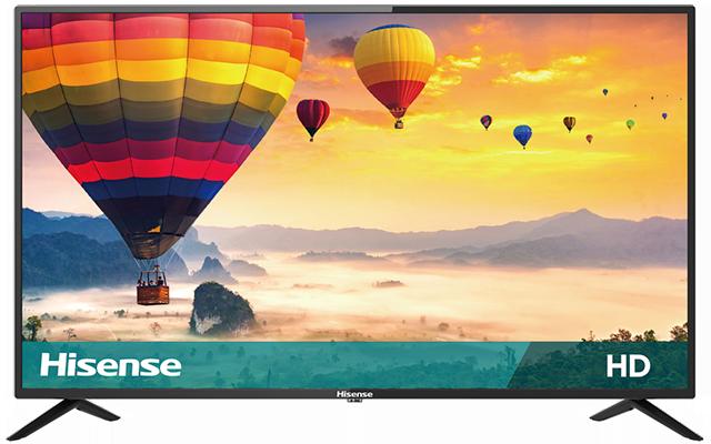 HISENSE SIZED PRODUCTS F3 HD