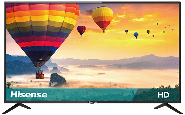 HD Hisense Feature TV (2019)
