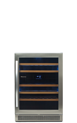 HISENSE SIZED PRODUCTS RW46N1DSD WINE COOLER