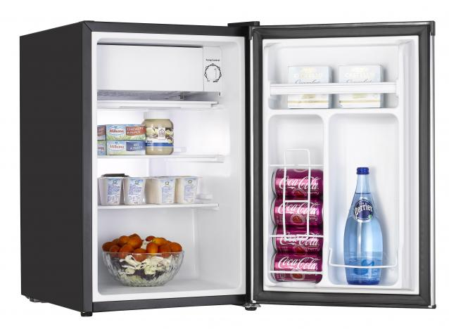 BC 71 2.7 cu.ft open silver 0