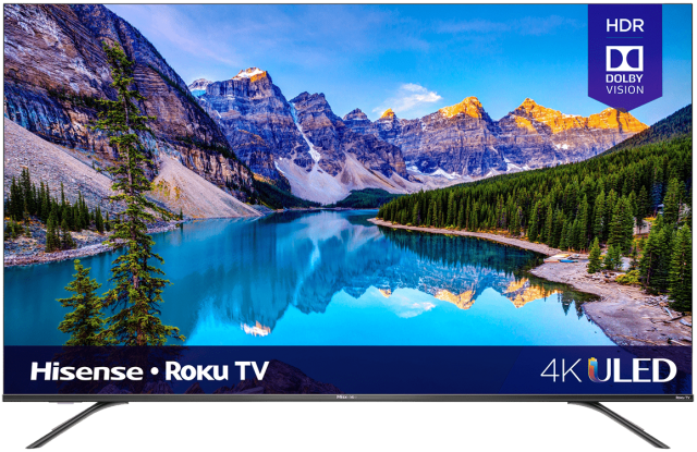 4K ULED Hisense Roku Smart TV (2019)