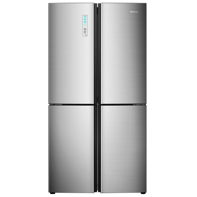 20.0 Cu. Ft. 4 Door Counter-Depth French Door Refrigerator