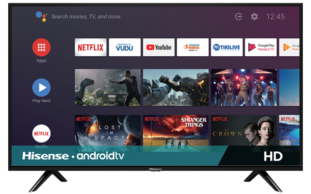 HD Android Smart TV (2019)