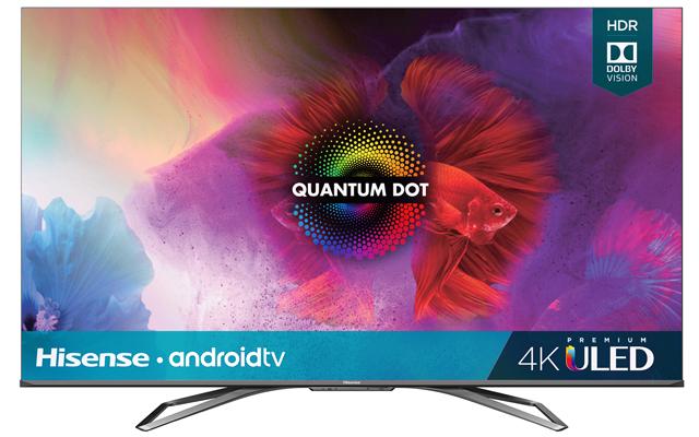 Quantum 4K Premium ULED Hisense Android Smart TV (2020)
