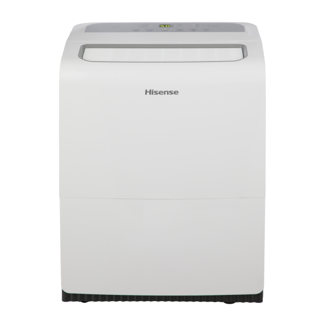 60-Pint Capacity, 1500 sq. ft. coverage, 3-Speed Dehumidifier