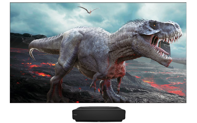 4K UHD Hisense Android Smart Laser TV with HDR (2020)