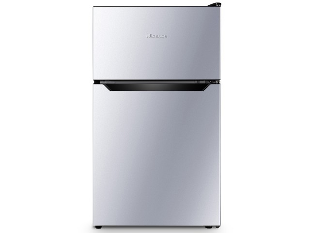 3.3 Cu. Ft. Double Door Compact Refrigerator