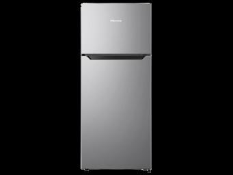 4.4 Cu. Ft. Double Door Apartment Refrigerator
