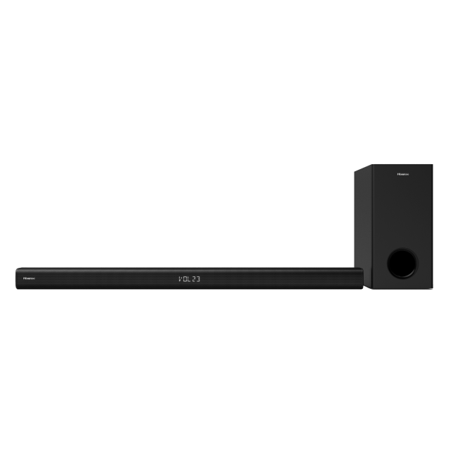 Hisense HS218 2.1 Channel Soundbar + Subwoofer