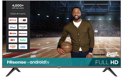 Full HD Hisense Android Smart TV (2020)