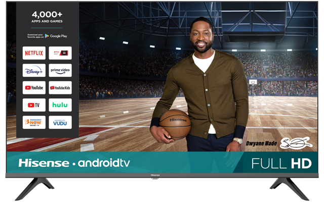 Full HD Android Smart TV (2020)