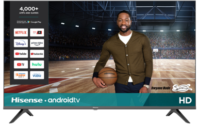 HD Hisense Android Smart TV (2020)