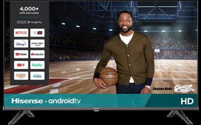 HD Hisense Android Smart TV (2020)