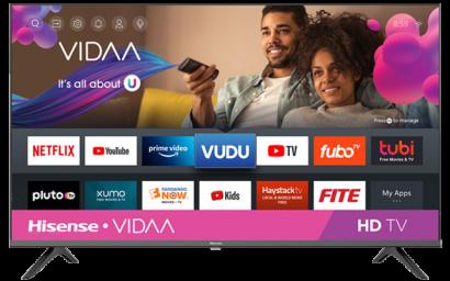 HD Hisense Vidaa Smart TV (2020)