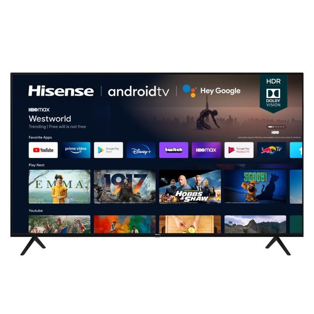4K UHD Hisense Android Smart TV (2021)