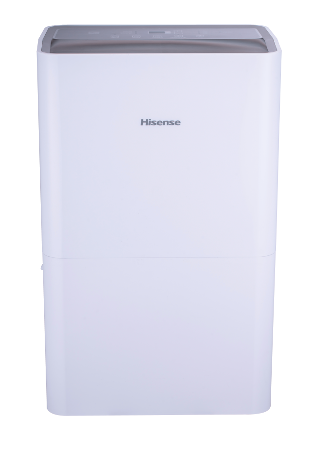 Hisense Energy Star 50 Pint 3-Speeds Dehumidifier