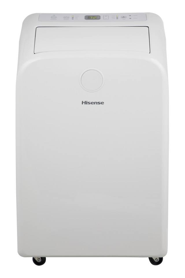Hisense 8,000 BTU Portable Air Conditioner with Remote