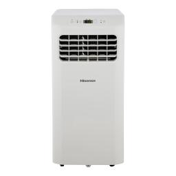 Hisense Ultra-Slim Portable Air Conditioner