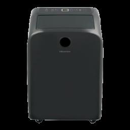 Hisense 9,000 BTU Ultra-Slim Portable Air Conditioner with Remote