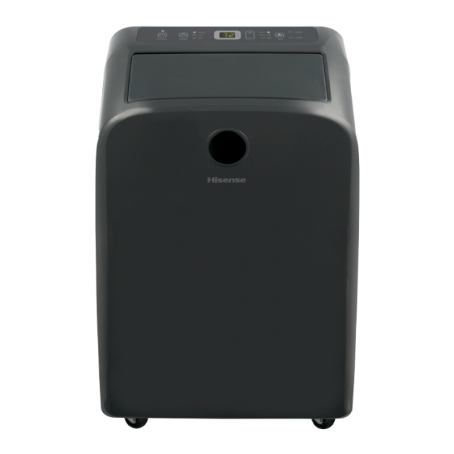 Hisense 9,000 BTU Ultra-Slim Portable Air Conditioner with Remote