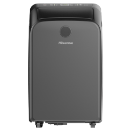 Hisense 10,000 BTU Dual Hose Portable Air Conditioner with Heat Pump