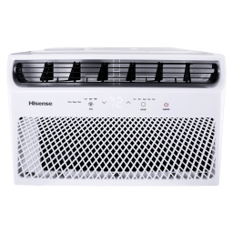 Hisense 350-sq ft Window Air Conditioner with Heater