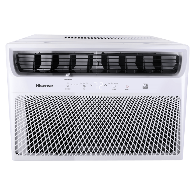 Hisense 450-sq ft Smart Window Air Conditioner