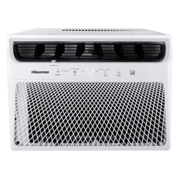 Hisense 1000-sq ft Smart Window Air Conditioner with Remote