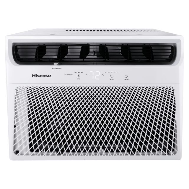 Hisense 1000-sq ft 3-Speed Window Air Conditioner with Remote Control