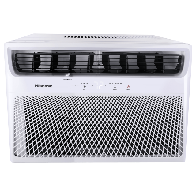 Hisense 1500-sq ft 3-Speed Window Air Conditioner with Remote Control