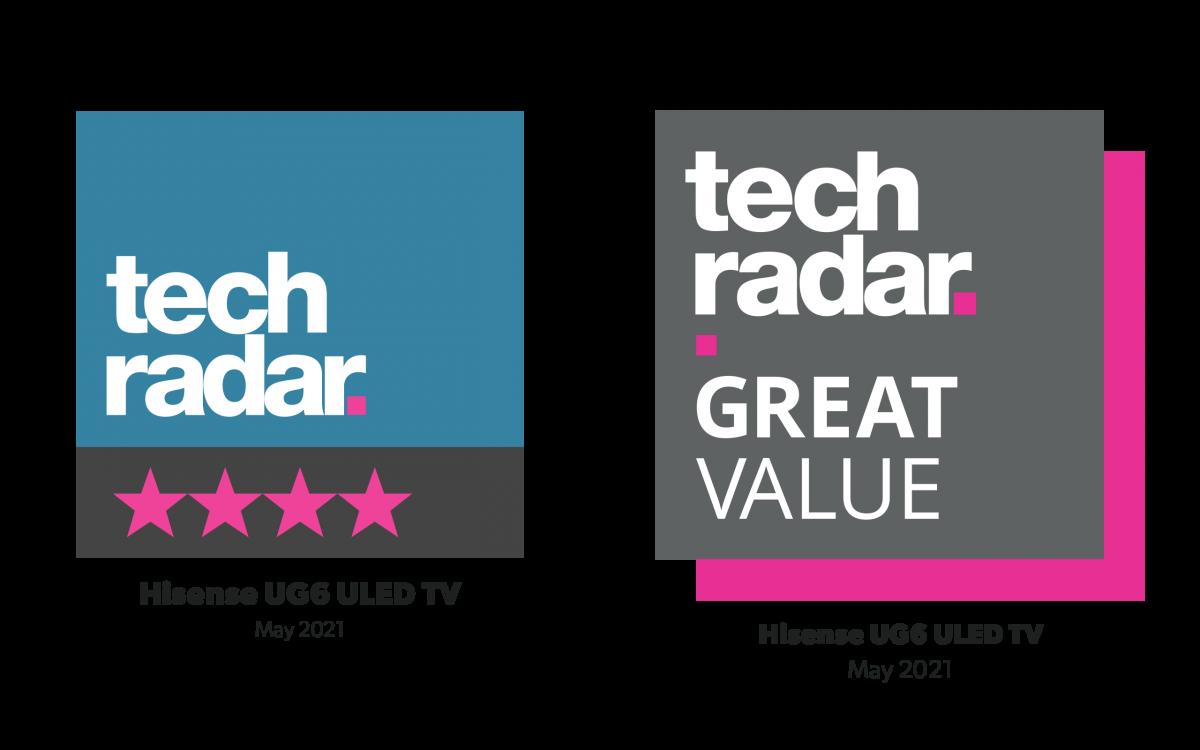 U6 Tech Radar Badge Display 1280x800px2x