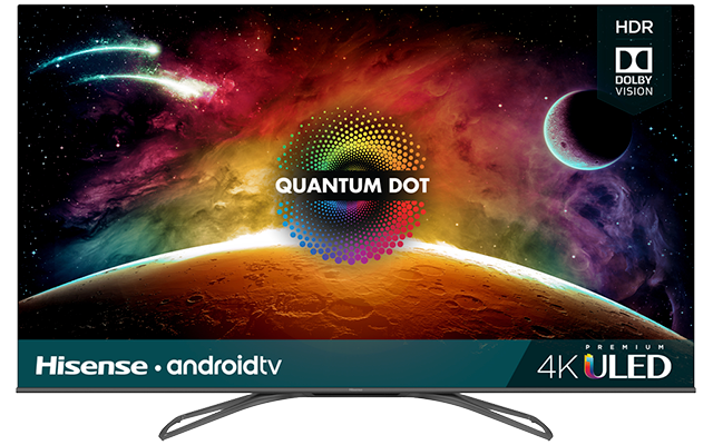 4K Premium ULED Hisense Android Smart TV (2019)