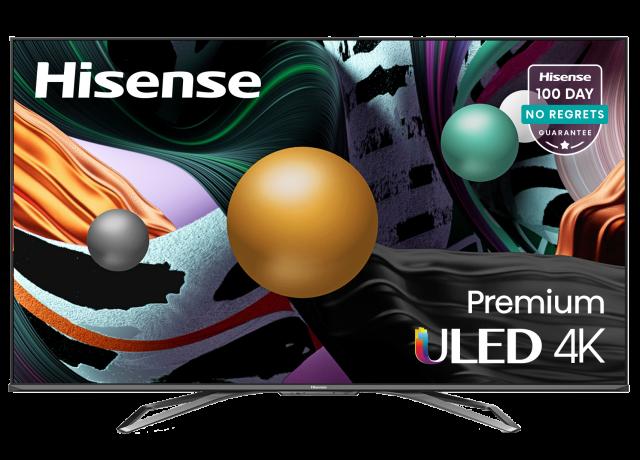 "65"" 4K ULED™ Premium Hisense Android Smart TV (2021)"