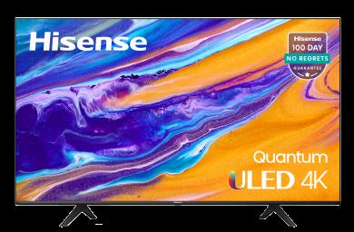 "50"" 4K ULED™ Hisense Android Smart TV (2021)"