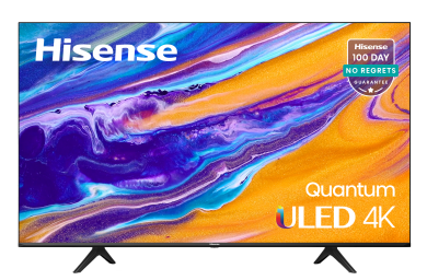 "75"" 4K ULED™ Hisense Android Smart TV (2021)"