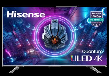 "75"" 4K ULED™ Hisense Android Smart TV"