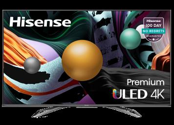 "55"" 4K ULED™ Premium Hisense Android Smart TV (2021)"