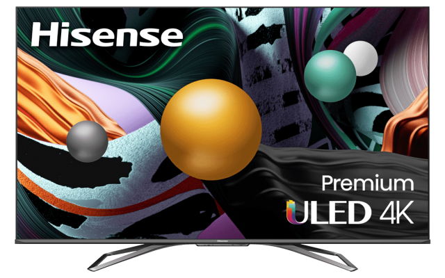4K ULED Hisense Android Smart TV (2021)