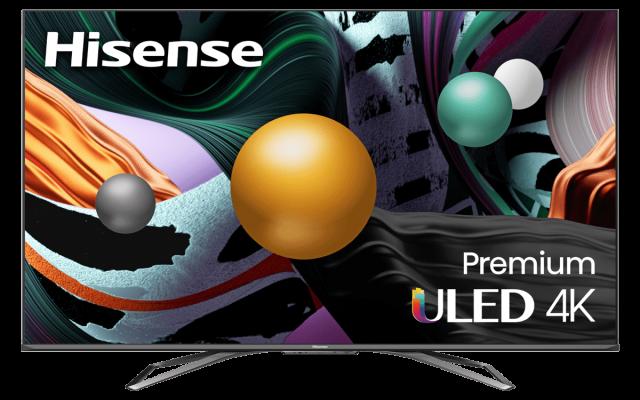4K ULED™ Premium Hisense Android Smart TV (2021)