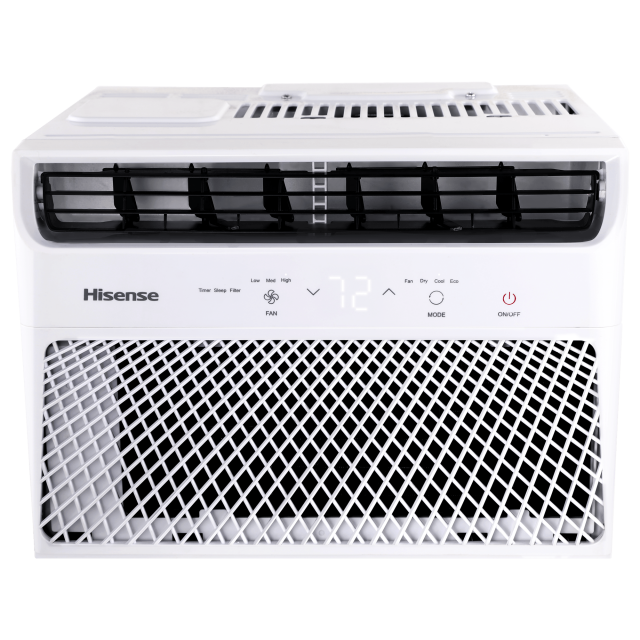 Hisense 250-sq ft Window Air Conditioner