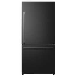 Hisense 17.2-cu ft Counter-Depth Bottom-Freezer Refrigerator
