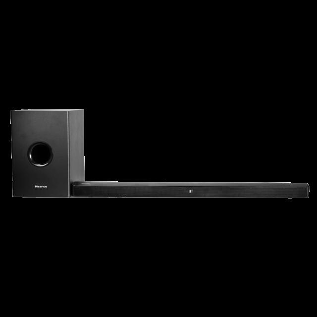 Hisense HS219 2.1 Ch Soundbar with wireless subwoofer